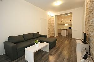 Comfortable stylish centrally located apartment, Zweizimmerwohnung, 001