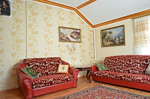 Classic style apartment, Three Bedroom, 001