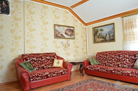 Апартаменты в классическом стиле, 4х-комнатная (76640), 001