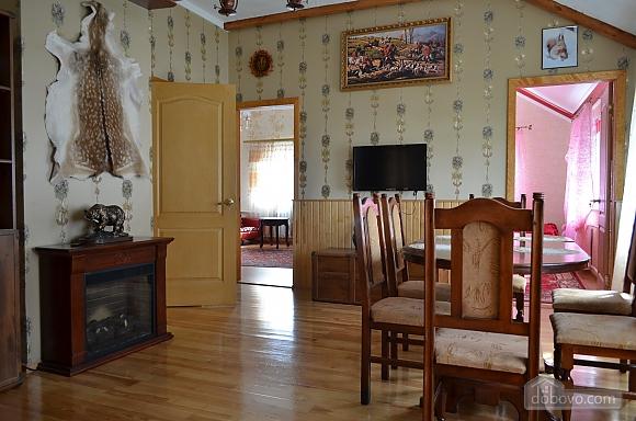 Апартаменты в классическом стиле, 4х-комнатная (76640), 002