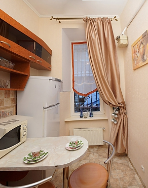 Cozy apartment in the city center, Zweizimmerwohnung, 009