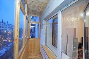 Квартира на Червоноармійській, 1-кімнатна, 007