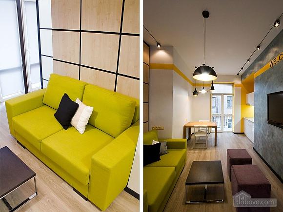 Дизайнерська квартира на Майдані Незалежності (сніданок в подарунок), 2-кімнатна (63531), 009