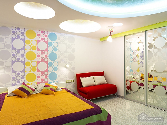 Apartments on Lesi Ukrainky Street, Monolocale (13153), 001