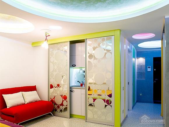 Apartments on Lesi Ukrainky Street, Monolocale (13153), 002