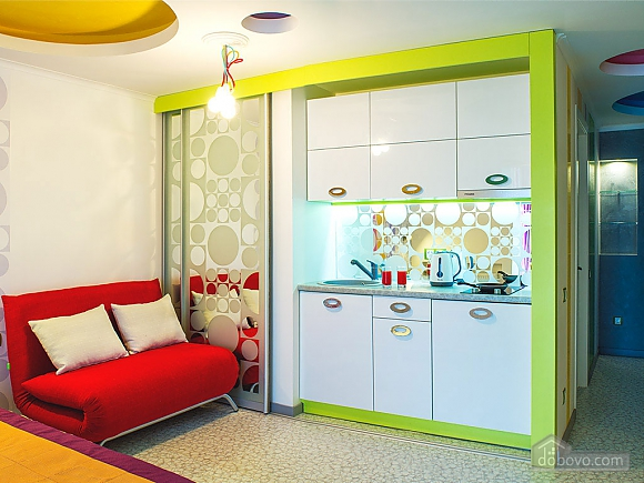 Apartments on Lesi Ukrainky Street, Studio (13153), 003