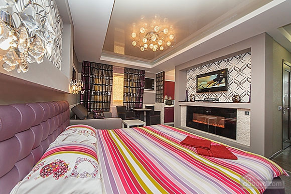 VIP квартира з джакузі, 1-кімнатна (16505), 011