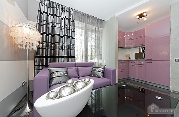 Дизайнерские апартаменты возле Крещатика, 1-комнатная (86632), 012