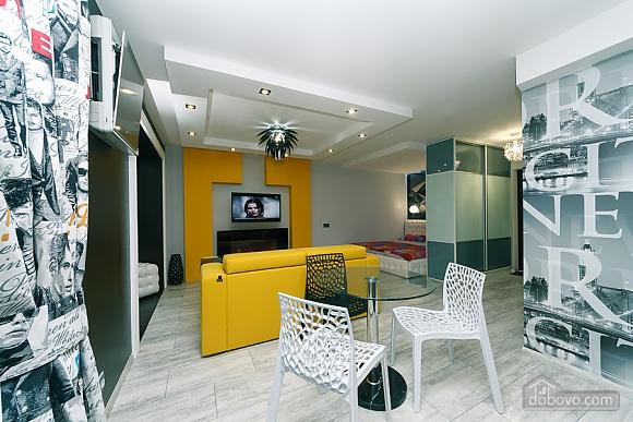 Апартаменти в самому центрі Києва, 1-кімнатна (98412), 002