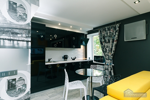 Апартаменти в самому центрі Києва, 1-кімнатна (98412), 006