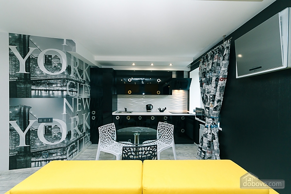 Апартаменти в самому центрі Києва, 1-кімнатна (98412), 009