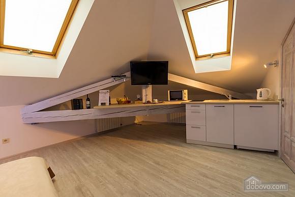 Apartments in the enter mansard studio, Studio (58292), 005