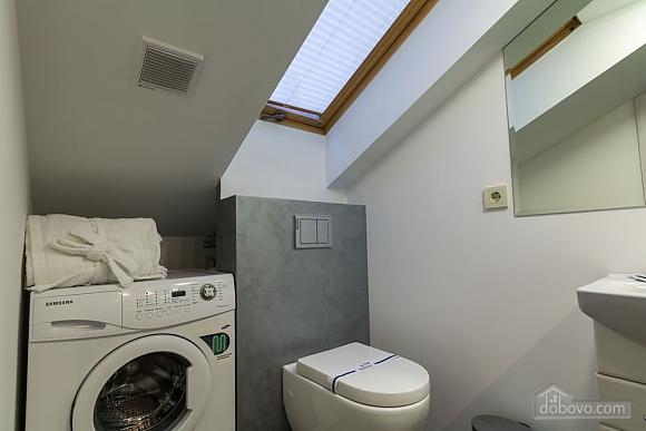 Apartments in the enter mansard studio, Studio (58292), 007