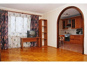 Apartment next to Bolshevik mall, Due Camere, 002