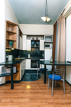 Luxury level apartment, Studio, 003