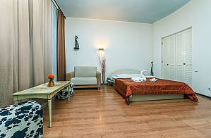 Luxury level apartment, Studio, 004