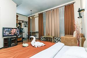 Luxury level apartment, Studio, 001