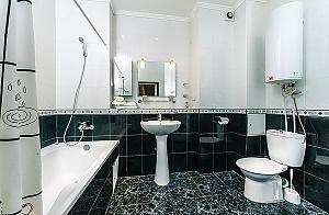 Luxury level apartment, Studio, 010