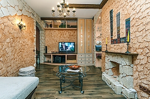Apartment with designer renovation, One Bedroom, 004