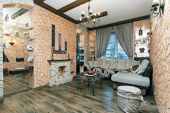 Квартира с дизайнерским ремонтом, 2х-комнатная (56492), 006