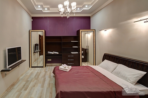 Апартаменты около проспекта Свободы, 1-комнатная (35652), 004
