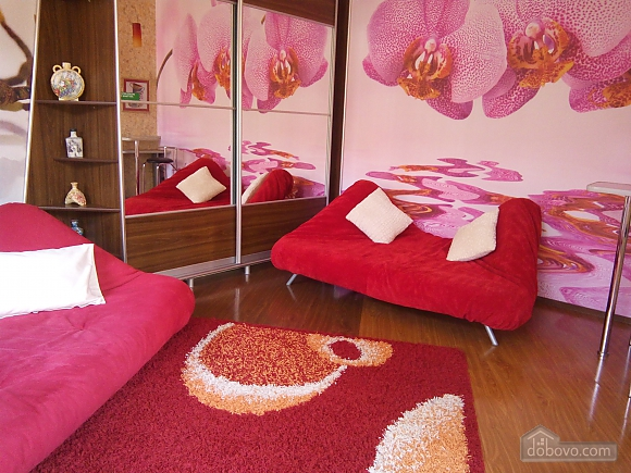 Стильні апартаменти в центрі, 1-кімнатна (32284), 001