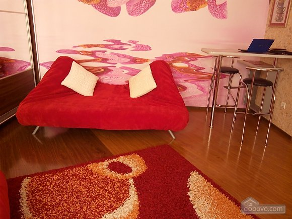 Стильні апартаменти в центрі, 1-кімнатна (32284), 005