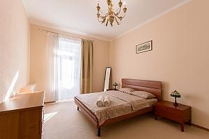 Cozy apartment in the center, Un chambre, 001