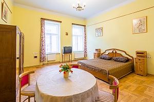 Комфортная квартира в центре, 1-комнатная, 001