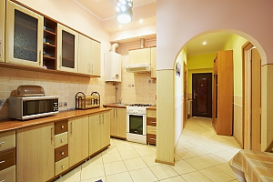 Комфортная квартира в центре Львова, 1-комнатная, 003