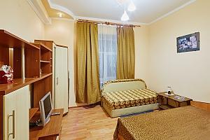 Комфортная квартира в центре Львова, 1-комнатная, 001