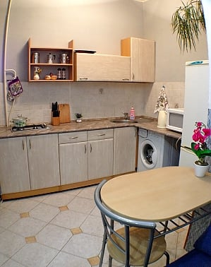Studio apartment near Kontraktova metro station, Studio, 002