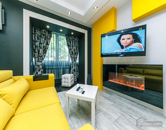 Apartment with Jacuzzi and fireplace, Monolocale (68531), 004