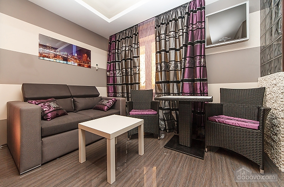 Apartment with Jacuzzi and fireplace, Monolocale (43240), 004