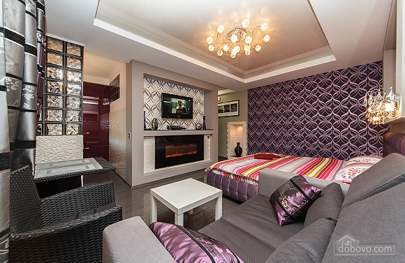Apartment with Jacuzzi and fireplace, Monolocale (43240), 001