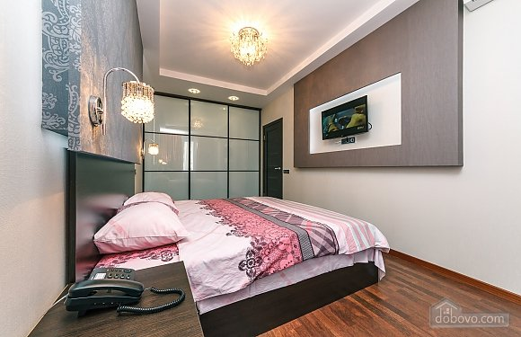Apartment with Jacuzzi and fireplace, Zweizimmerwohnung (42831), 006