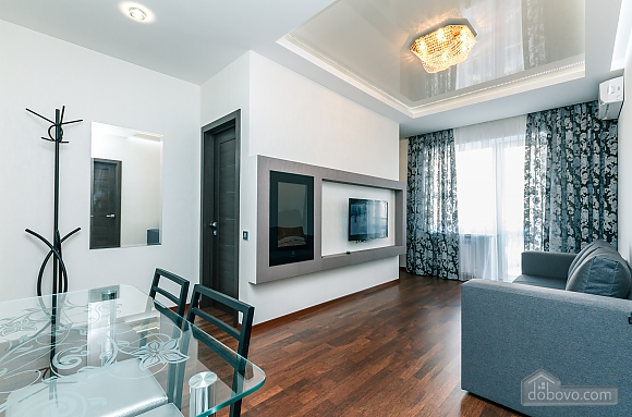 Apartment with Jacuzzi and fireplace, Zweizimmerwohnung (42831), 002