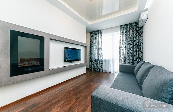 Apartment with Jacuzzi and fireplace, Zweizimmerwohnung (42831), 003