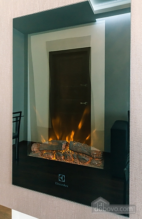 Apartment with Jacuzzi and fireplace, Zweizimmerwohnung (42831), 010