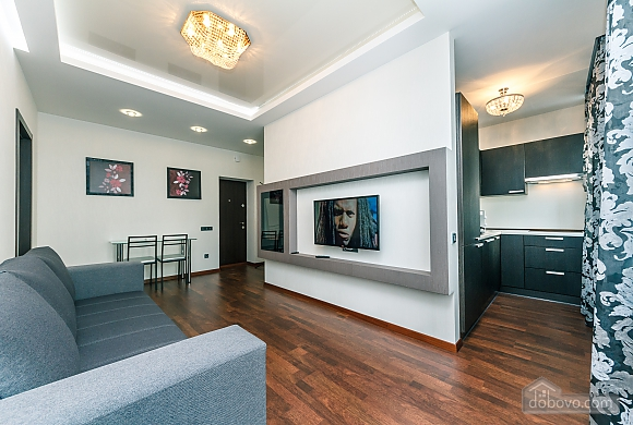 Apartment with Jacuzzi and fireplace, Zweizimmerwohnung (42831), 004