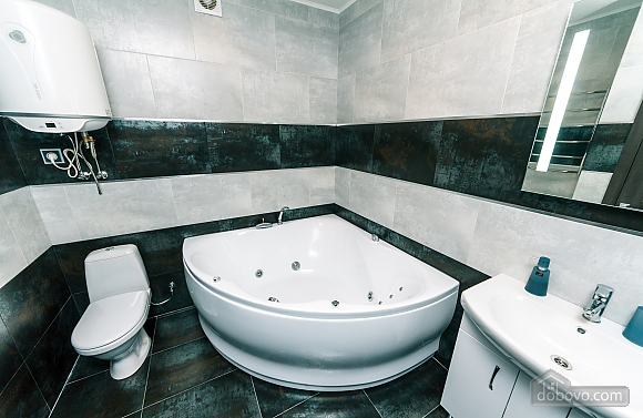 Apartment with Jacuzzi and fireplace, Zweizimmerwohnung (42831), 007
