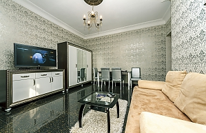 Apartment with Jacuzzi, One Bedroom, 002