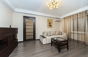 Luxury level apartment, One Bedroom, 004