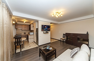 Luxury level apartment, One Bedroom, 001