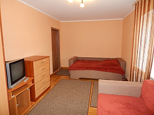 Apartment on Lukianivka, Monolocale, 002