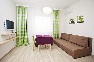Apartment after the renovation, Un chambre, 001