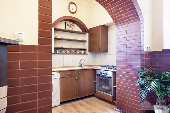 Spacious apartment in the city center, Vierzimmerwohnung (54710), 005