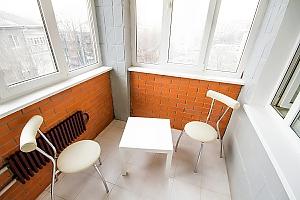 Spacious and modern apartment near Naukova metro station in the center, Monolocale, 012