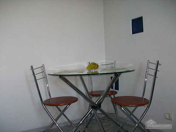Квартира люкс-класу в центрі міста, 1-кімнатна (88910), 004