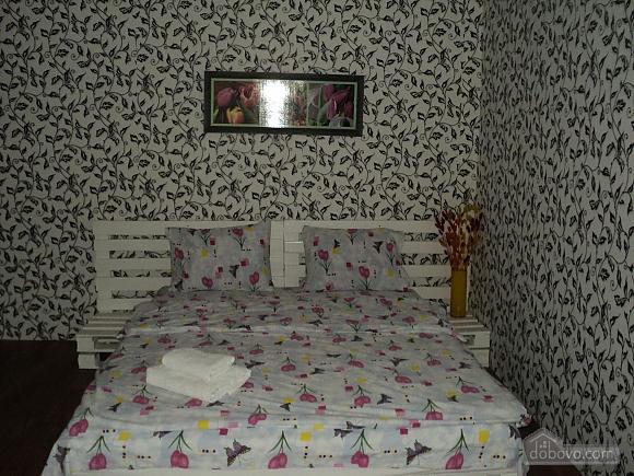 Квартира з дизайнерським оригінальним ремонтом, 1-кімнатна (77580), 001